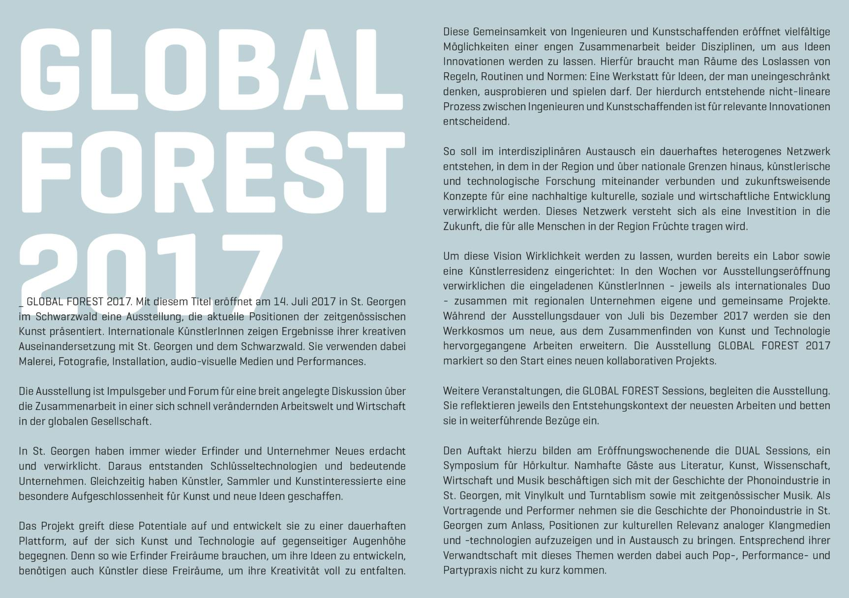 Global Forest 2