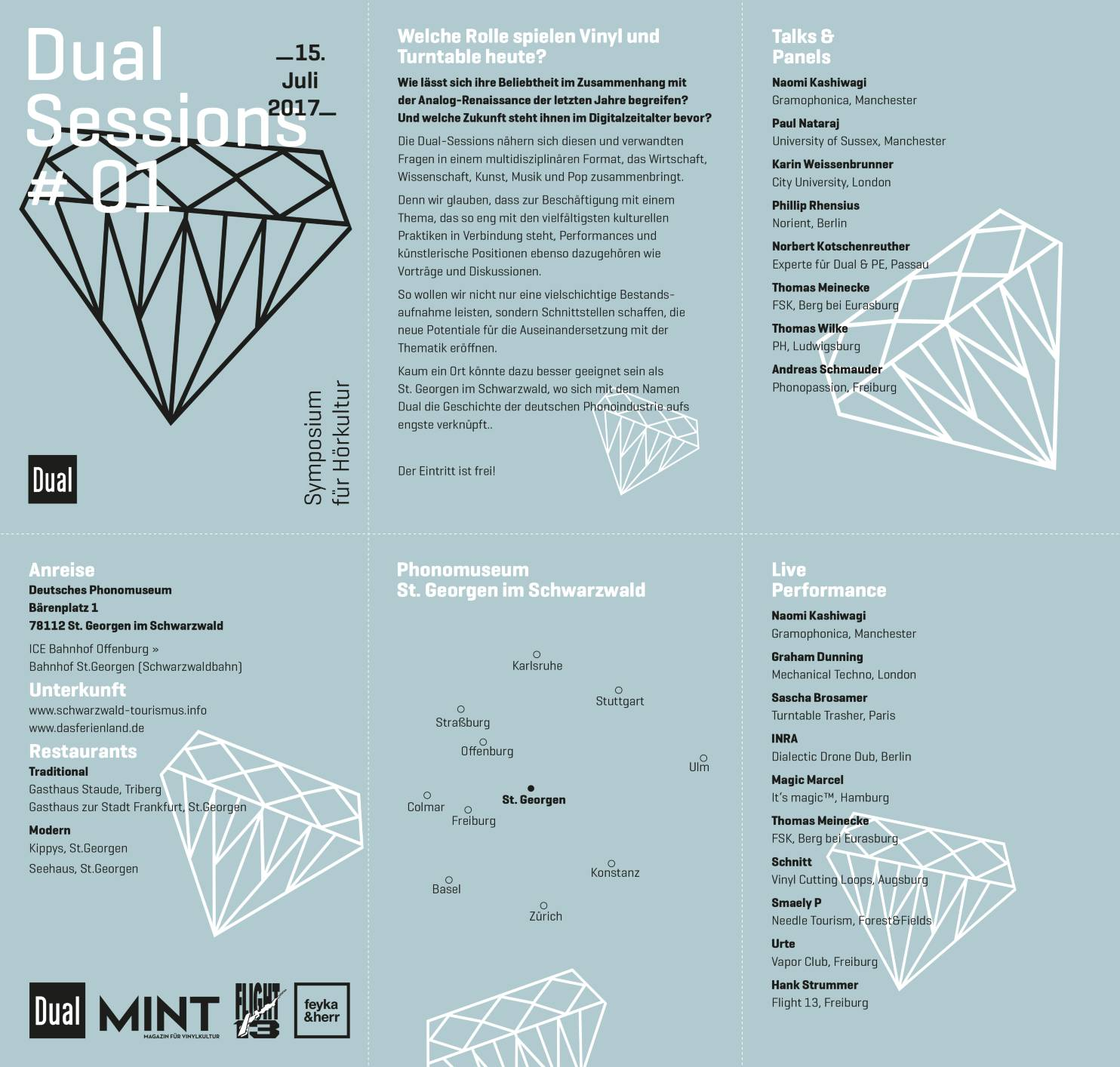 Global Forst Dualsessions Programm